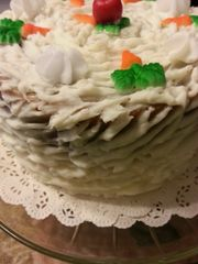 Triple Layer Carrot Cake Candle