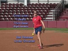 Distance Throwing for Speed Building