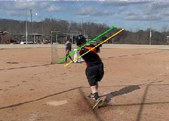 Hitting Flaws and Fixes...Extension and Follow Through