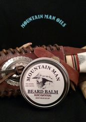 MOUNTAIN MAN OILS BEARD BALM BIRCHWOODS ( ROOT BEER SCENT )