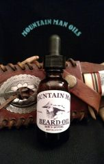 MOUNTAIN MAN OILS BEARD OIL BRICHWOODS ( root beer scemt )