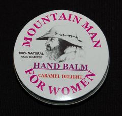 WOMENS HAND BALM CARAMEL DELIGHT 2oz