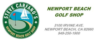 Steve Carfano's Newport Beach Golf Shop