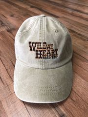 I SURVIVED WILD@HEART 2018 HAT