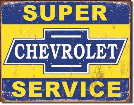 Super Chevy Service