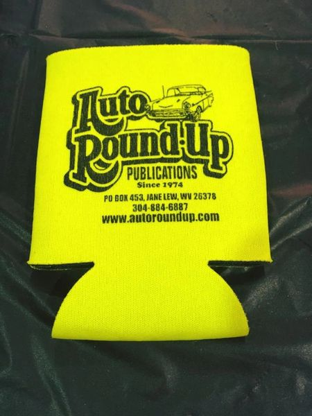 """Auto Round-Up Can/Bottle Cozy """"Coolies"""""""