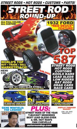 Street Rod Round-Up (JUN / JUL 2016)