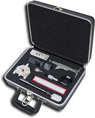 GG-12-MSTK - Welding Inspection Tool Kit, Medium Size, INCH or METRIC