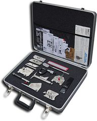 GG-12-BCTK - Welding Inspection Tool Kit, Brief Case Type, Inch or Metric