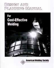 DPW:1999 Design and Planning Manual for Cost Effective Welding, AWS