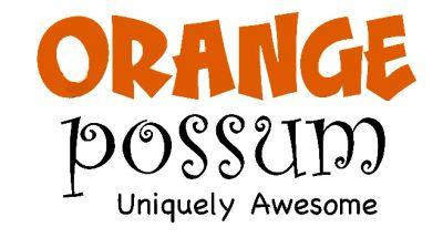 orange possum