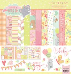 About a Little Girl 12 x 12 Collection Pack