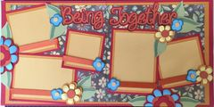 Being Together Class by Scrapbooking with Mrs C November 10th 1pm