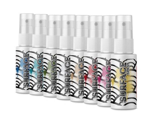 Brutus Monroe Surface Spray Lot of Eight Sprays