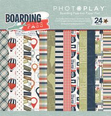 PhotoPlay Boarding Pass Collection - 6 x 6 Paper Pad