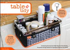 Table Tidy My Little Scrapbook Store