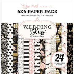 Wedding Bliss 6 x 6 Paper Pad
