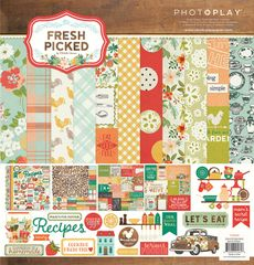 Photoplay Fresh Picked 12 x 12 Collection Kit