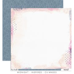 "Cocoa Vanilla Studio Midnight – ""Inspired"" Paper"