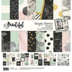 Simple Stories Beautiful 12 x 12 Collection Kit