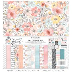 Cocoa Vanilla Studio More Than Words 12 x 12 Collection Kit