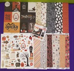 PhotoPlay All Hallows Eve Happy Scrappy Bag