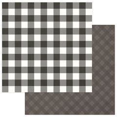 PHOTOPLAY MAD 4 PLAID CHRISTMAS SOLIDS AND GREY CHECK