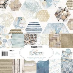 Kaisercraft BEACH SHACK 12 x 12 Collection Kit