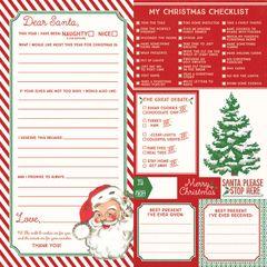 Dear Santa 12 x 12 Paper Sheet