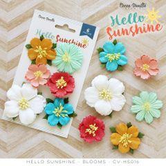 Cocoa Vanilla Hello Sunshine Blooms