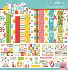 Photo Play Paper - Summer Bucket List 12 x 12 Collection Pack
