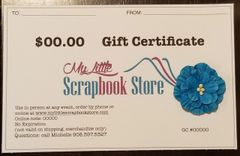 $100 Gift Certificate via email