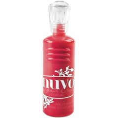 NUVO RED BERRY Grande Crystal Drops 793N