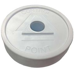"White ""Control Point"" RingGuard MAXXcaps *35 Pack*"