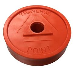 "Orange ""Traverse Point"" RingGuard MAXXcaps *90 Pack*"