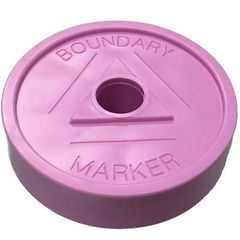 "Pink ""Boundary Marker"" RingGuard MAXXcaps *4 Pack*"