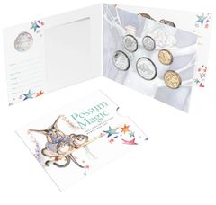 2019 Possum Magic Baby Uncirculated Coin Set with Token