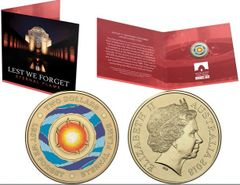 2018 Eternal Flame C Mintmark $2 Coin