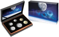 2019 Moon Landing Proof Set