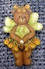 Bear Fairy pattern and kit