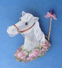 Carousel Horse pattern and kit