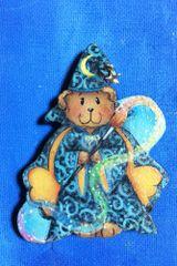Bear Wizard Pattern and kit