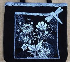 Wildflower Tote Bag Pattern
