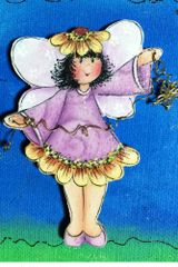 Petal Fairies pattern 1 kit