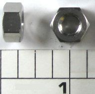 Hex Nut 6.68mm Thick (uses 2)