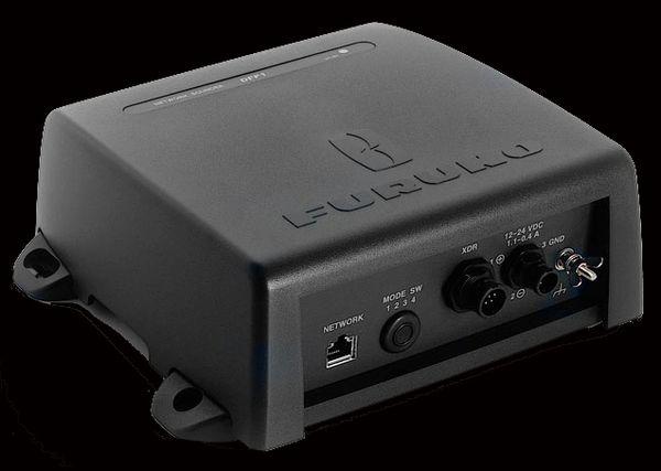 DFF1 600/1,000 Watt Sounder Black Box