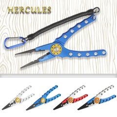 Fishing Pliers Stainless Steel Mono/Braid Cutter Split Ring Hook Remover