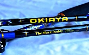 "OKIAYA 30-80LB ""The Mack Daddy"" Stand Up/Trolling Rod"