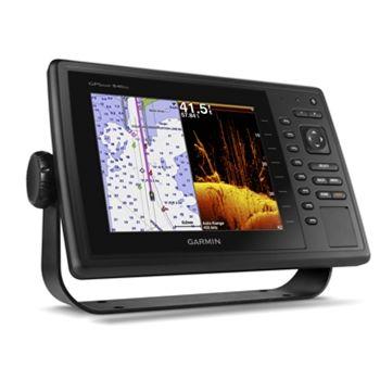 Garmin GPSMAP 820xs Chartplotter Sounder with Transducer