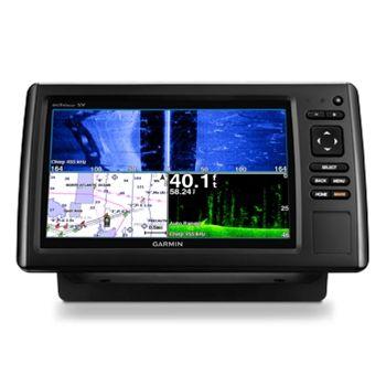 Garmin EchoMAP CHIRP 94sv with Hawaii G2 maps w/ClearVu Transducer